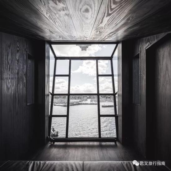 """想逃离现实?躲进这些""""孤独""""的酒店吧孙耀威微博"""