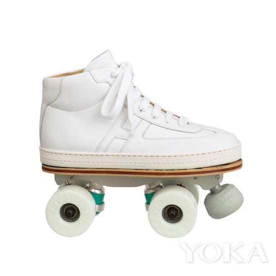 爱马仕两用溜冰鞋 图片来自品牌