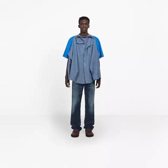 Balenciaga T 恤衬衫