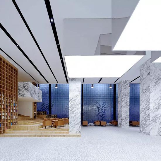 """""""域""""- Ideal Space餐厅"""