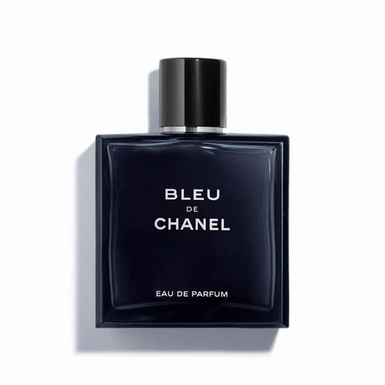 香奈儿蔚蓝男士香水 图片源自品牌