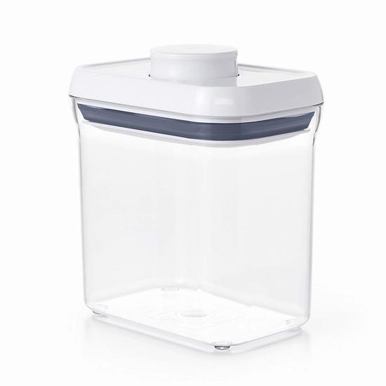 OXO 奥秀 美国进口奶粉密封罐零食干果谷物储存罐 价格约130元亚马逊有售图片来自www.amazon.cn