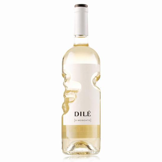 DILE帝力莫斯卡托天使之手甜白起泡酒 图片来自亚马逊 价格约79元