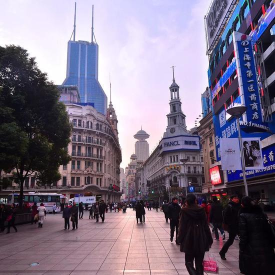 上海怎么玩 这些必去的街道才是精华啊