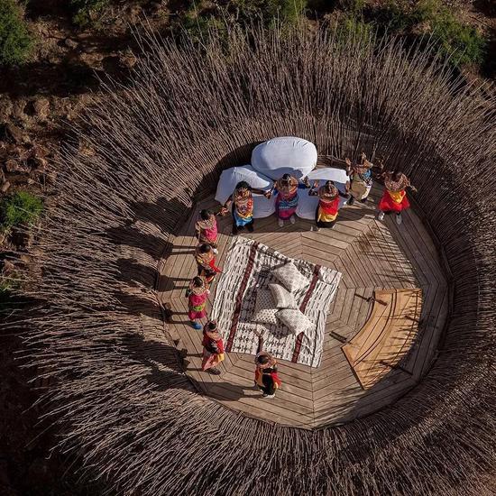 重返贵族时代 肯尼亚3家颠覆想象的奢华营地