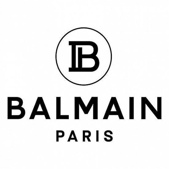 Balmain新logo