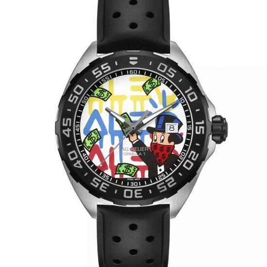 Formula 1系列Alec Monopoly特别款腕表