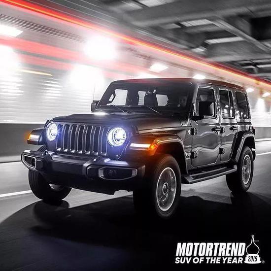 比起其他车,Jeep是一种取悦自己,将市井评判抛之脑后的玩具。