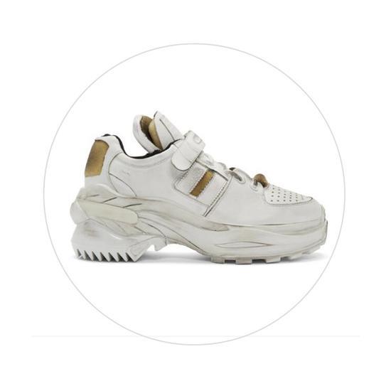 运动鞋:Maison  Margiela  6000