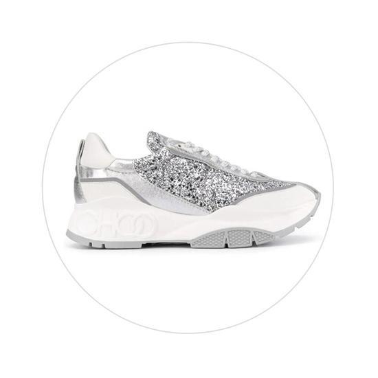 运动鞋:Jimmy  Choo  5588