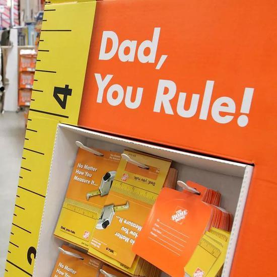 当然,在大洋彼岸的中国,父亲节的消费同样在猛增。