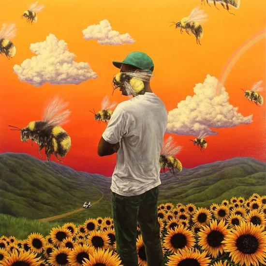 Tyler《Flower Boy》封面