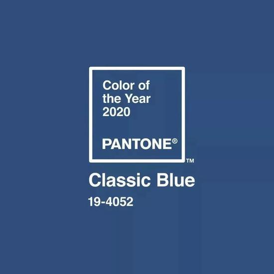 2020年度流行色公布我已经预测到明年最火的蓝色妆容了