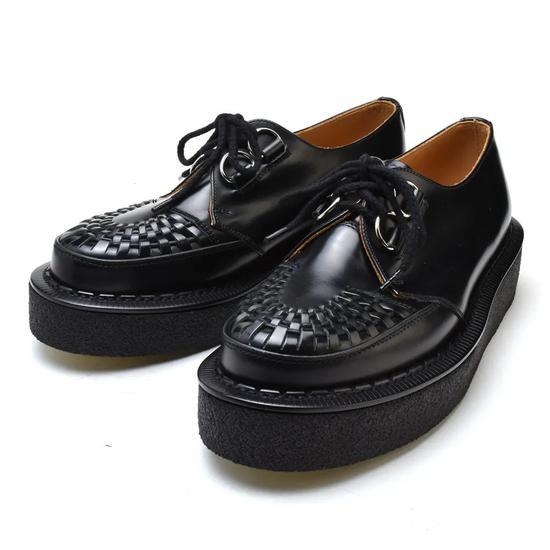如何让一个男人在几分钟内爱上尖头皮鞋?