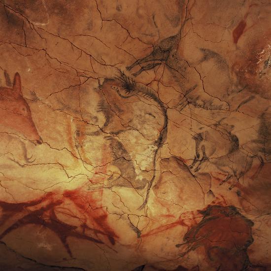 为什么史前人类的岩画艺术在全球变暖中一夜间消失