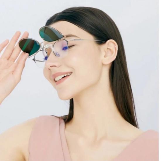 只需一个太阳镜就能摆脱平凡 选对配饰有奇效!