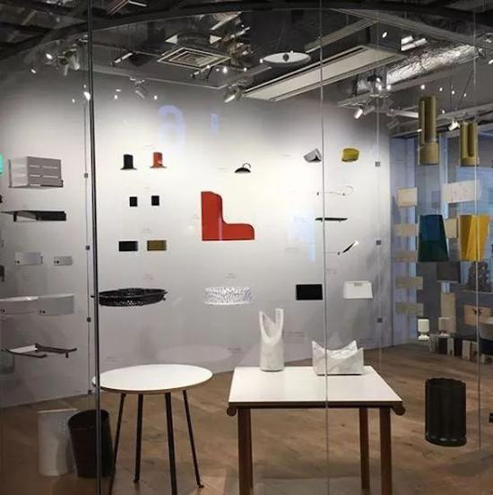 最近展出的意大利设计大师 Enzo Mari 的作品