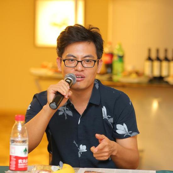 北京师范大学副教授王鹏