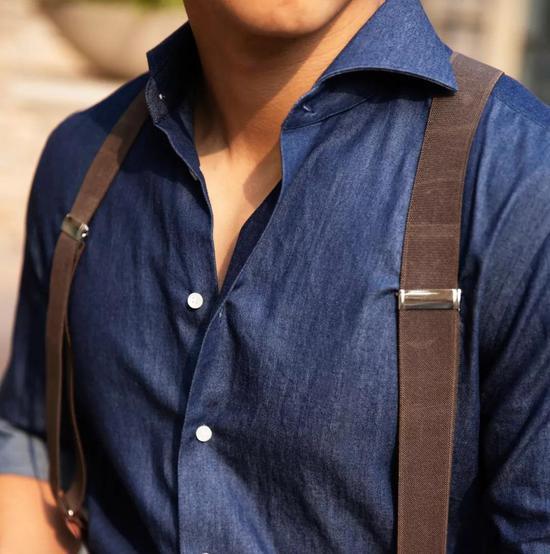 干货  你真的穿懂衬衫了吗?领子篇领子衬衫男装