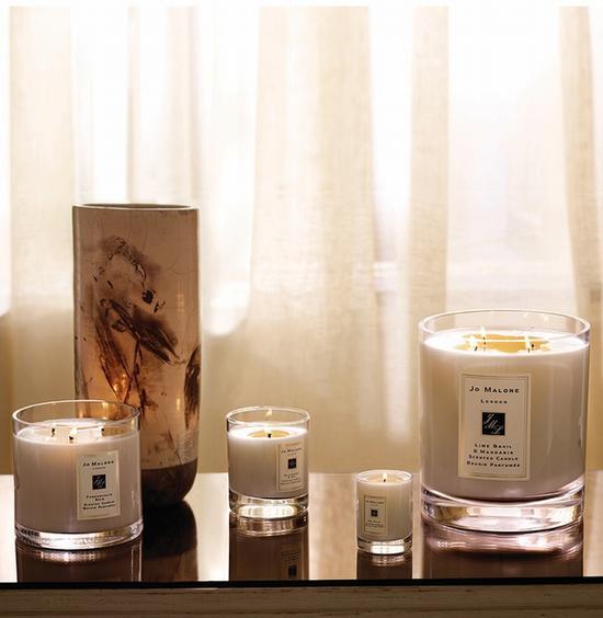 祖玛珑居家香氛蜡烛 图片源自天猫旗舰店