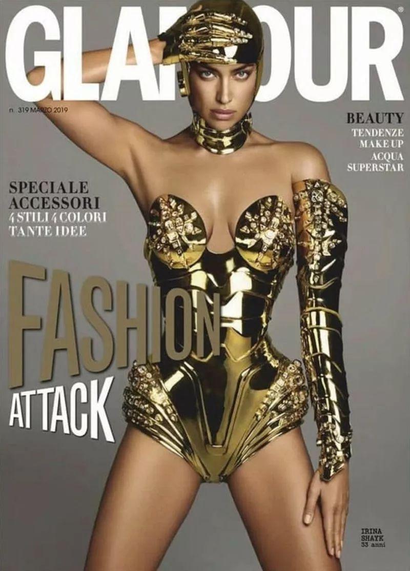 《Glamour》2019年三月刊