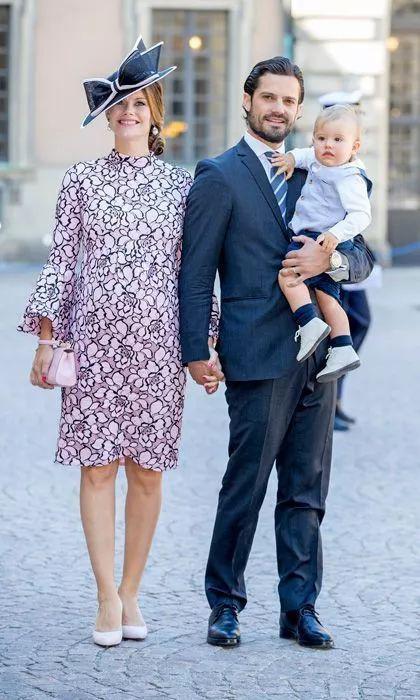 瑞典索菲亚王妃(图片来源于popsugar)