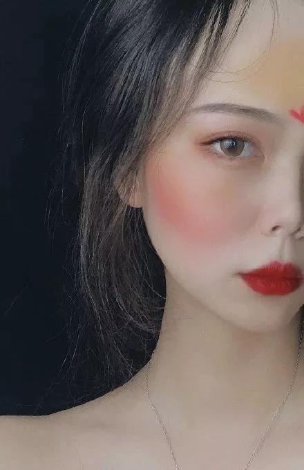 花木兰仿妆