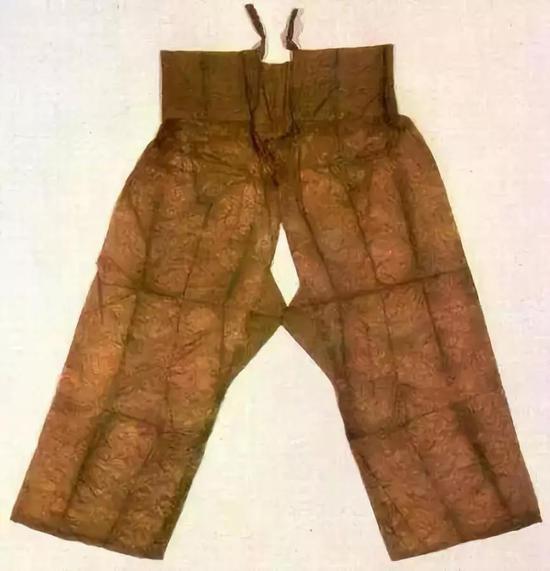 现代裤子设计图