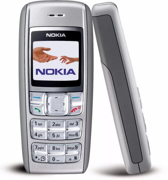 诺基亚 1600。该机于 2006 年发布,销量达 1 亿 3000 万部。
