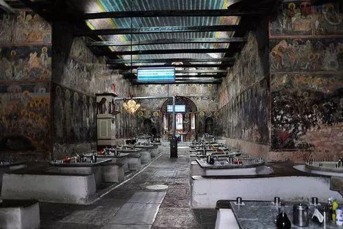 修士们的餐厅