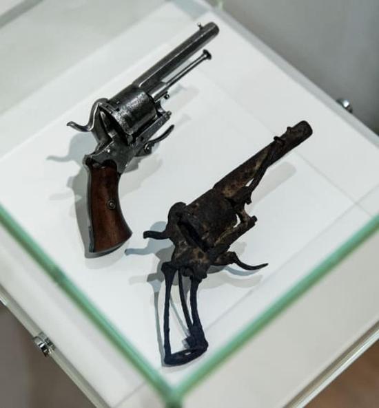 艺术史上最著名的武器你猜的到吗