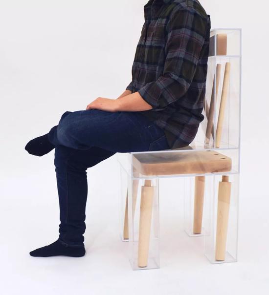 一张椅子,就可以给你一个小世界