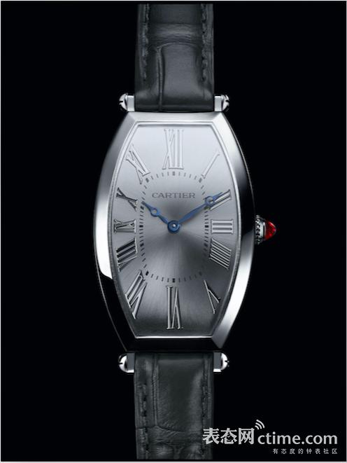 Cartier Privé两针腕表
