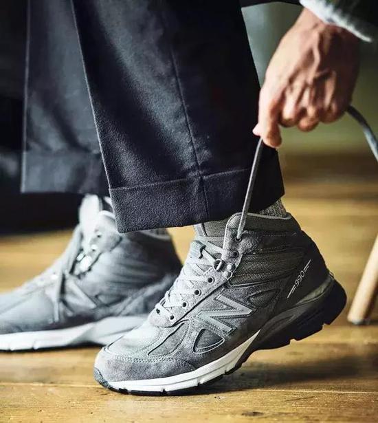 为什么 New Balance 在老爹鞋趋势中不受待见呢?