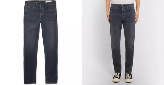 ▲Fit 2 弹性修身牛仔裤,约2000元