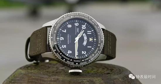 男人的终极梦想 细说颜值爆表的飞行员手表主要特征
