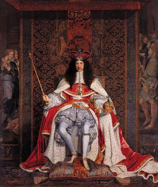查尔斯二世画像