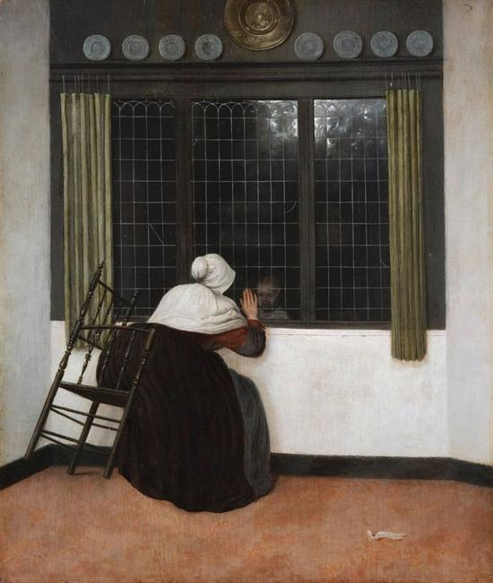 這位神秘的荷蘭畫家啟發了維米爾的創作?