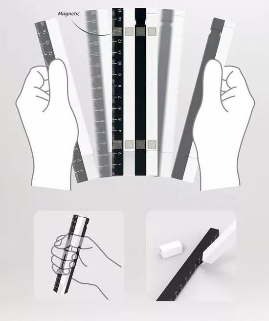 NO.4 透明式荧光笔