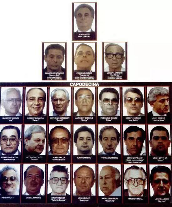 Joaquin Garcia | 他卧底黑手党几十年 最终...