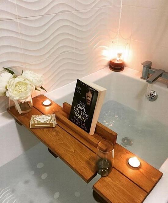 用香氛蜡烛营造温暖情调 图片源自www.etsy.com
