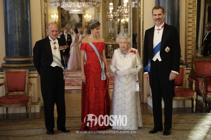 八卦一下,整个欧洲王室其实多多少少都有点亲戚关系