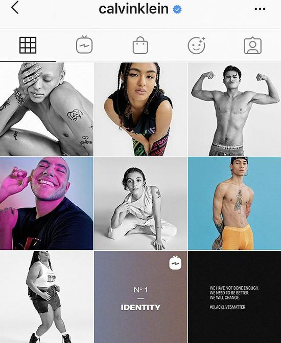CK广告片跨性别黑人模特引争议 该如何理解背后的涵义