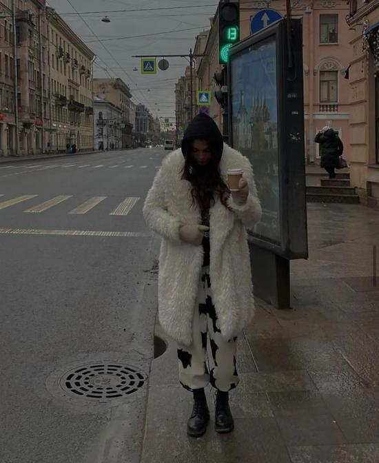 这波大降温之后 我决定跟着俄罗斯博主穿冬装