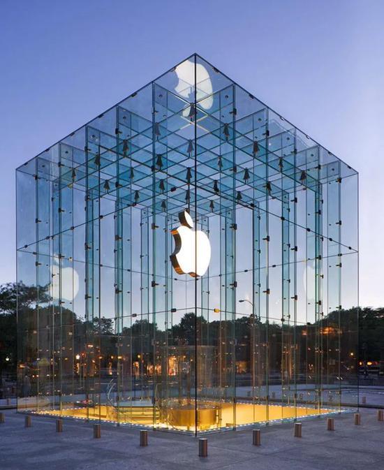 """2006年的""""玻璃方盒"""""""