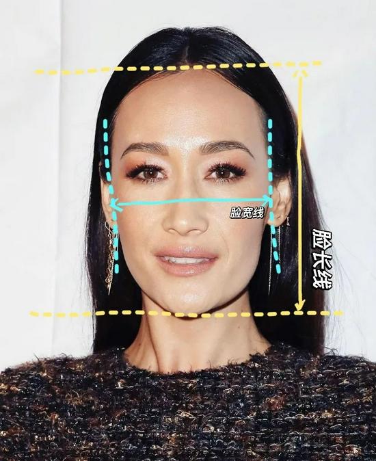 同样是长脸,有的人显老,有的显气质,差在哪儿了?