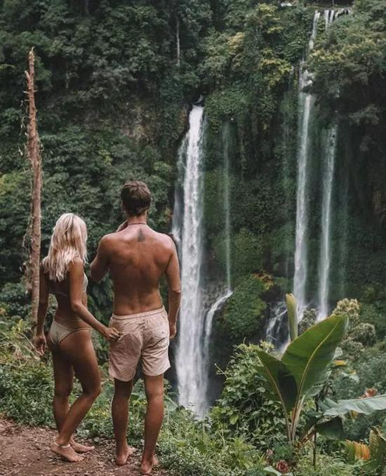 想去munduk瀑布乘凉也再好不过