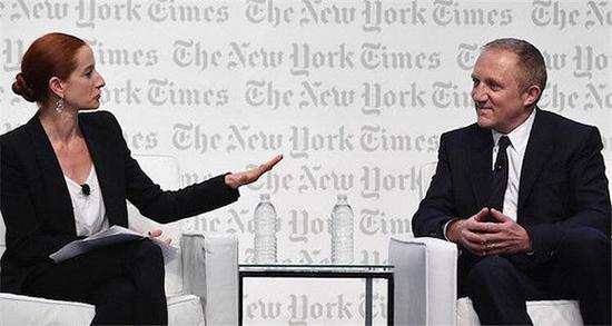 国际奢侈品峰会 图片来源:americhinagroup