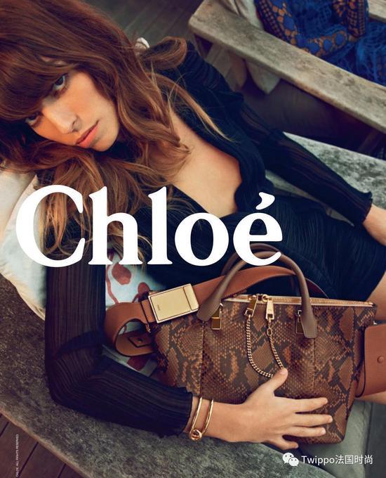 Chloe广告大片