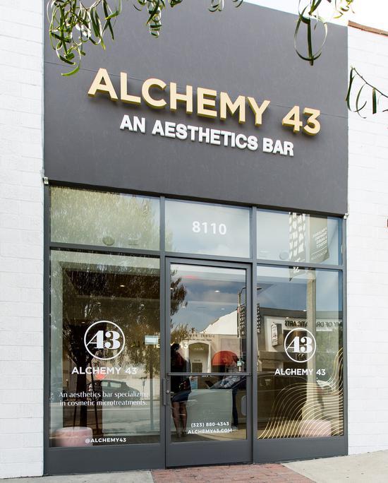 Alchemy 43的商店 | 图片来源:对方提供